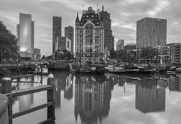 De Oude Haven in Rotterdam sur Ilya Korzelius