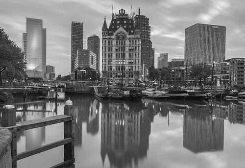 De Oude Haven in Rotterdam van Ilya Korzelius