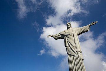 Christus de Verlosser Rio de Janeiro van Merijn Geurts