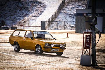 Opel Kadett von Leon Weggelaar