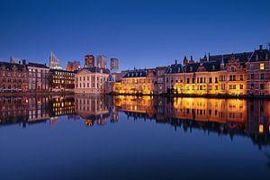 Dutch Parliament van