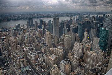 Manhattan van Tineke Visscher