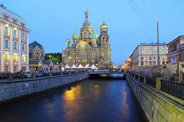 Blutskirche St. Petersburg von Patrick Lohmüller