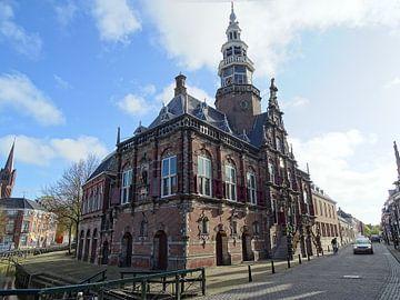 Stadhuis Bolsward van henk Tigchelaar