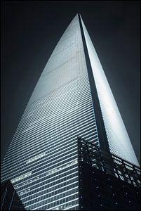 gratte-ciel World Financial Cente dans le district de Pudong Shanghai 6