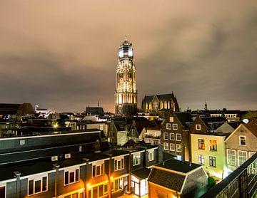 Utrecht in het donker van Lucas De Jong