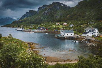 Lofoten Noorwegen von Hamperium Photography