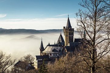 Schloss Wernigerode van Oliver Henze