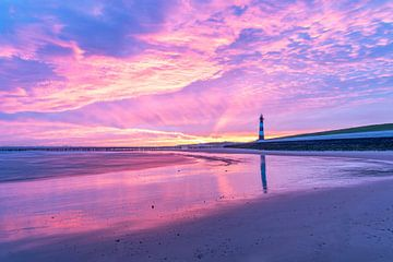 Strand Breskens von Mark Baden