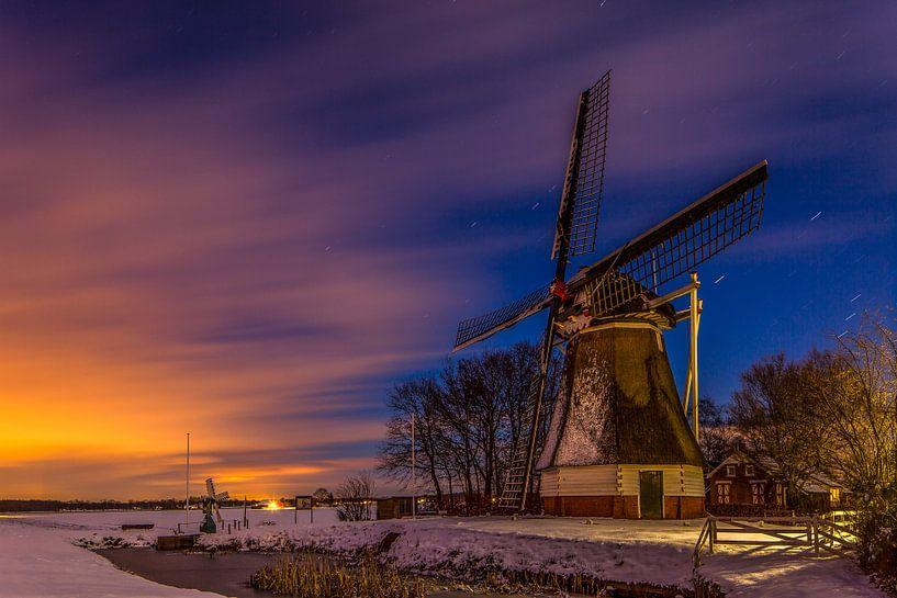 Winter wonderland van Marc Smits