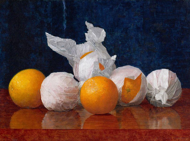 William J. McCloskey verpackte Orangen 378 von finemasterpiece