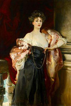 Lady Helen Vincent, Vicomte d'Abernon, John Singer Sargent