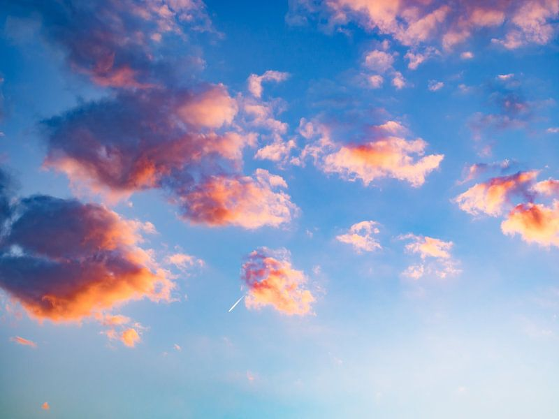 Wolken van Dennis Kruyt
