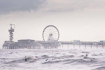 Surfen in den Niederlanden von Jop Hermans