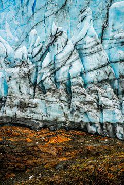 The Perito Moreno glaciar van Vincent Vink