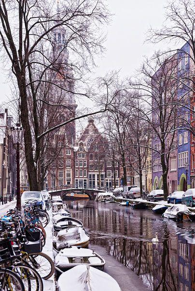 Groenburgwal Amsterdam van Tom Elst