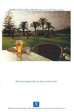 Heineken-Werbung von Jaap Ros