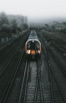 Brouillard de train sur vedar cvetanovic
