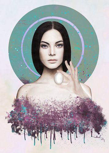 Maria Magdalena van