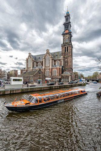 De Westertoren in Amsterdam.
