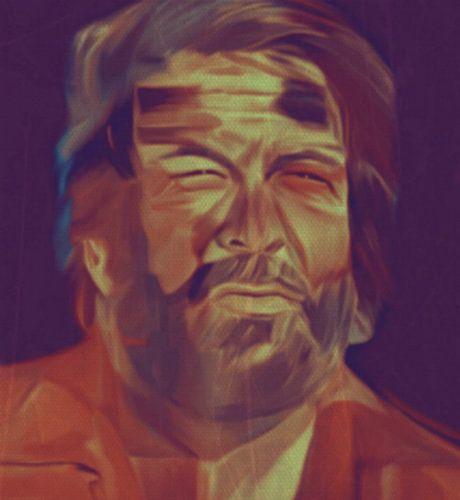 Bud Spencer vs Terence Hill  Pop Art PUR