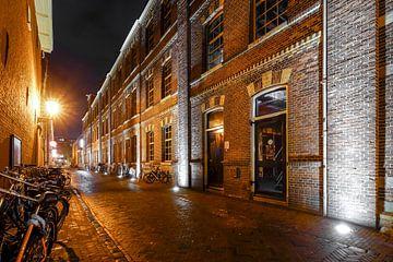 Marktrichtung in Leiden von Dirk van Egmond