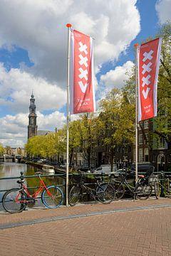 Amsterdam is trots op AJAX van Foto Amsterdam / Peter Bartelings