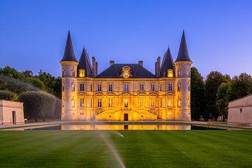 Château Pichon Baron von Reismaatjes XXL