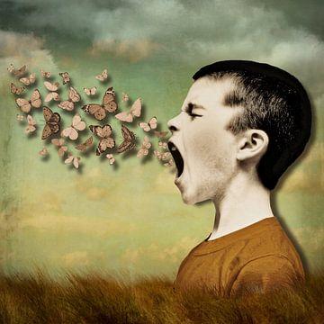 Shout! (Let it All Out) van Marja van den Hurk