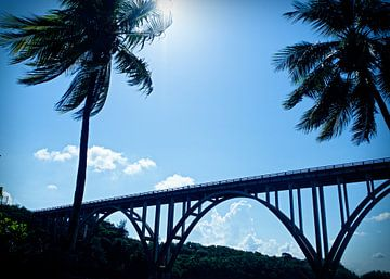 Moderne brug in Cuba von Ineke Huizing