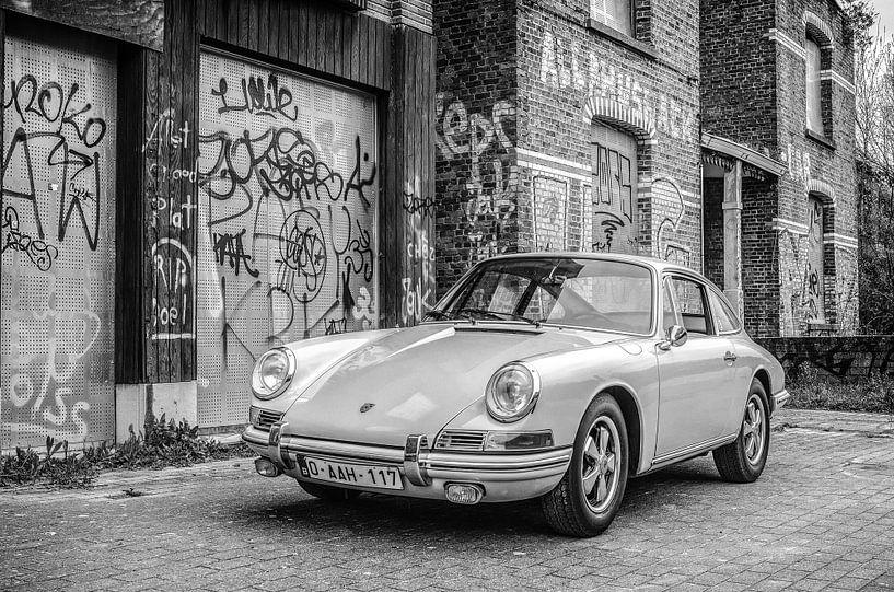Porsche von Mark Bolijn