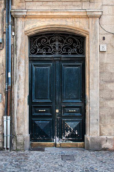 Deur 4 Aix-en-Provence van Anouschka Hendriks