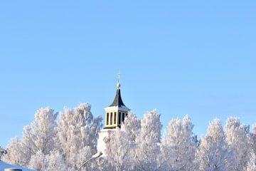 Blue sky von Christer Andersson