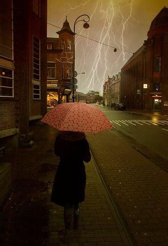 Haarlem, Gedempte Oude Gracht