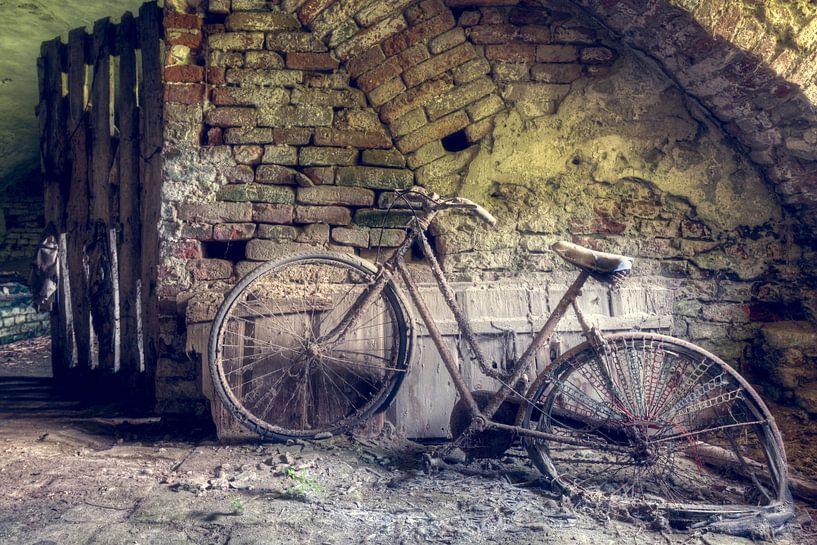 Altes Fahrrad von Roman Robroek