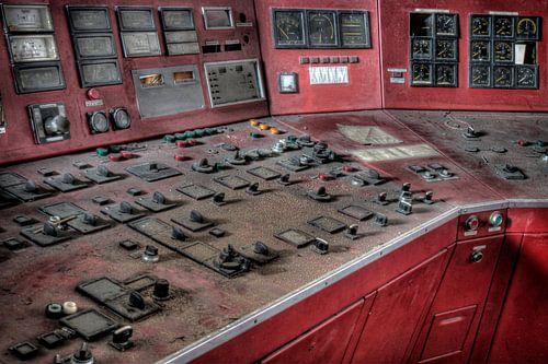 Urbex Control Panel van