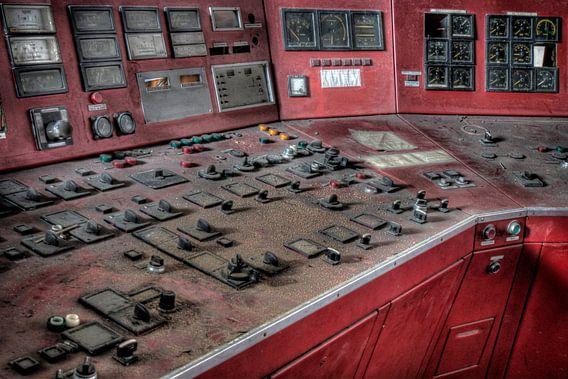 Urbex Control Panel van Jack Tet