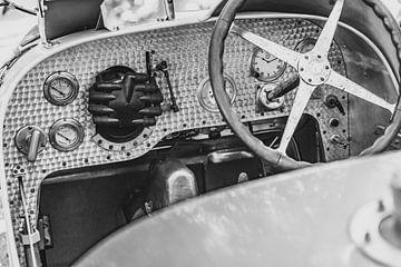 Bugatti Typ 35 Dashboard von Sjoerd van der Wal