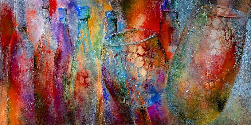 Kleurrijk van Annette Schmucker