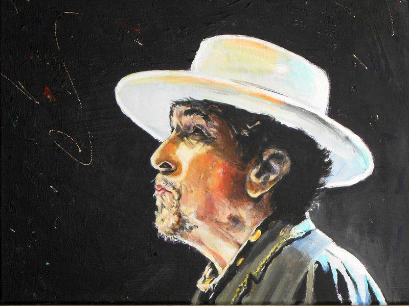 Bob Dylan von Lucia Hoogervorst
