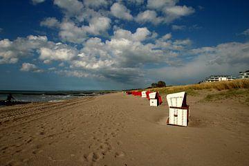 Strandkörbe van Heike Hultsch