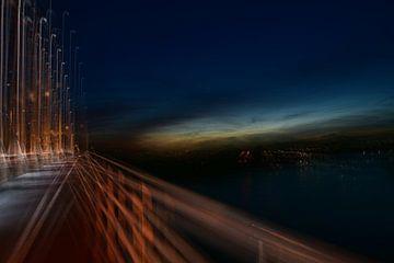 The new bridge van Wim Beunk