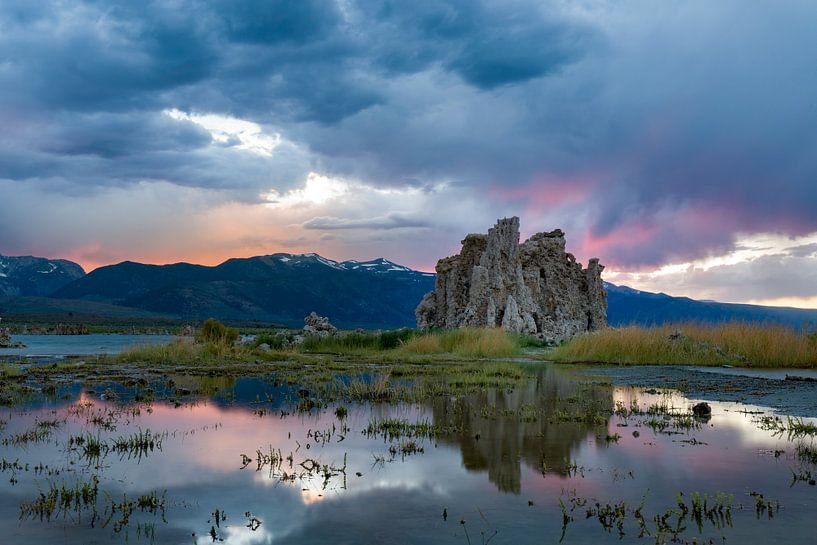 Tufa Mono Lake 1  van Ronald Tilleman