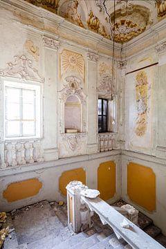 Villa in Ruinen von Kristof Ven