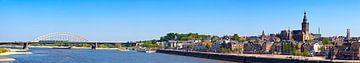 Panorama Nijmegen van Anton de Zeeuw