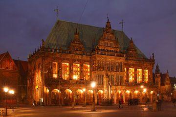 Bremen : das Alte Rathaus van Torsten Krüger