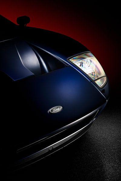 2006 Ford GT '101 Edition GT40 van Thomas Boudewijn