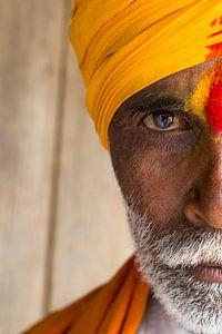 India, man