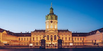 Berlin - Charlottenburg Palace van Alexander Voss