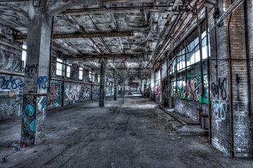Alte Fabrik von Albert Mendelewski